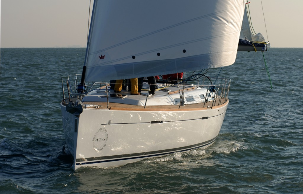 Bellatrix - Dufour 425 GL